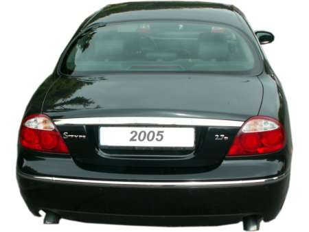 Jaguar Typ S 1999