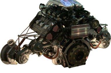 Ein Fahrzeug-Hersteller mit langer Renn-Tradition - größeres Bild durch Anklicken!