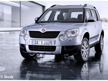 Skoda Yeti 2009 - click to enlarge!