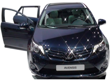 Toyota Avensis 2009 - click to enlarge!