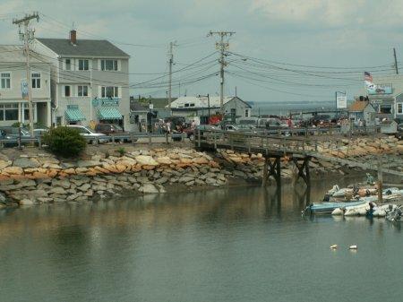 Plymouth, Beginn der US-Kolonnisierung - größeres Bild durch Anklicken!