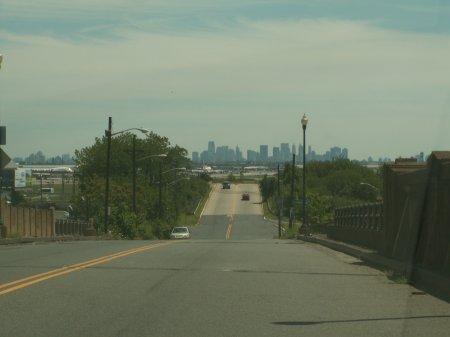 Endgültiger Abschied von Manhattan - größeres Bild durch Anklicken!